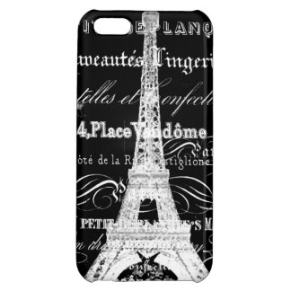 Paris Eiffel Tower Cover For iPhone 5C