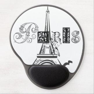 Paris Eiffel Tower Gel Mouse Pad