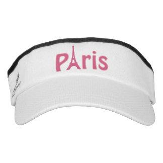 Paris Eiffel Tower Headsweats Visor