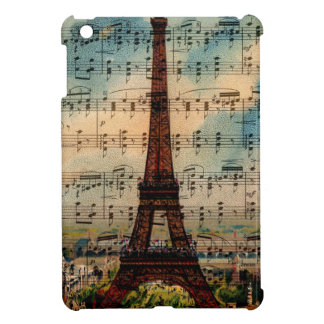 Paris Eiffel Tower Cover For The iPad Mini
