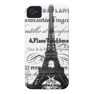 Paris_Eiffel Tower iPhone 4/4S Case