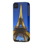 Paris Eiffel Tower iPhone 4 Covers