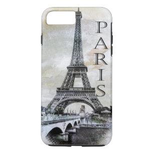 Paris Eiffel Tower iPhone 8 Plus/7 Plus Case