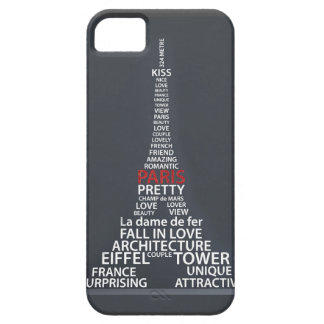 Paris Eiffel Tower iPhone Cover iPhone 5 Covers