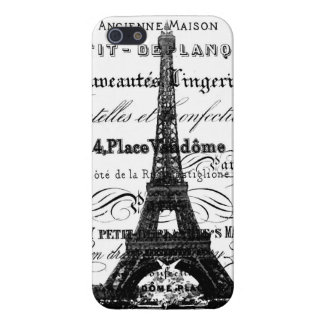 Paris Eiffel Tower iPhone SE/5/5s Case