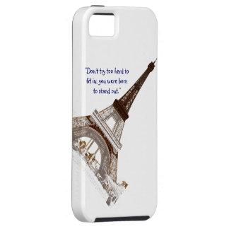 Paris - Eiffel Tower iPhone SE/5/5s Case