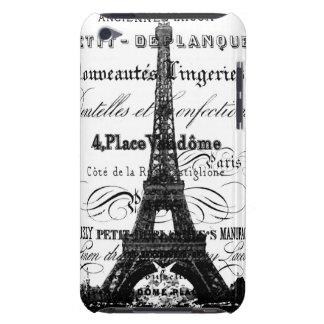 Paris Eiffel Tower iPod Case-Mate Case
