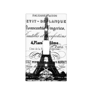 Paris Eiffel Tower Light Switch Cover