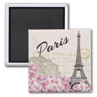 Paris - Eiffel Tower Magnet