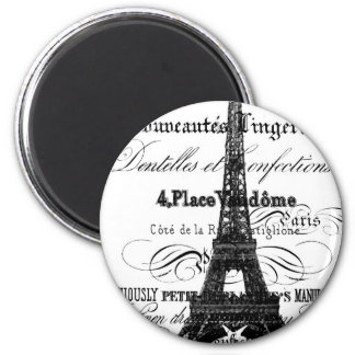 Paris_Eiffel Tower Magnet