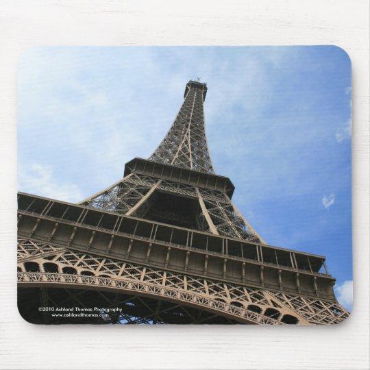 Paris Eiffel Tower Mouse Pad