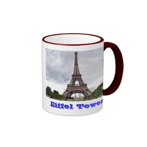 PARIS- Eiffel Tower* Mug Mug Coffee Mugs