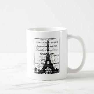 Paris_Eiffel Tower Mugcup Classic White Coffee Mug
