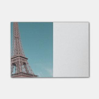 Paris Eiffel Tower Post-it Notes