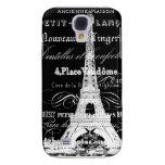 Paris Eiffel Tower Samsung Galaxy S4 Cover
