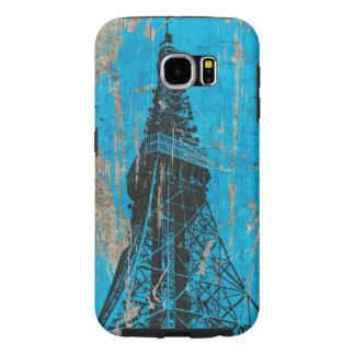 Paris Eiffel Tower Samsung Galaxy S6 Case
