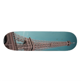 Paris Eiffel Tower Skateboard Deck