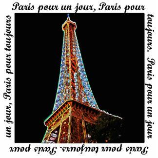 Paris Eiffel Tower Statuette