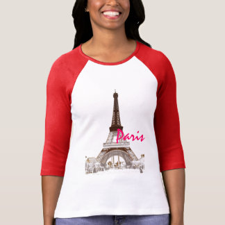 Paris- Eiffel Tower T-Shirt