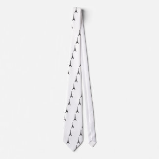 Paris Eiffel Tower Tie