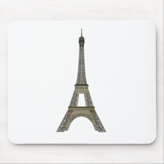 Paris: Eiffel Tower: Vector Drawing: Mouse Pad