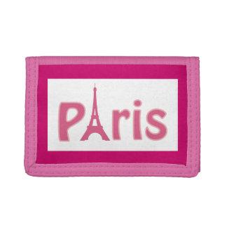 Paris Eiffel Tower Wallet