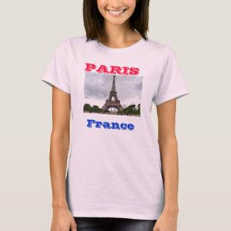 Paris Eiffel Tower Women's T-shirt