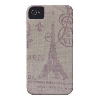 Paris -- Eiffle Tower iPhone 4 Case-Mate Case