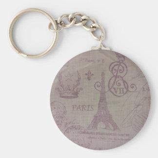 Paris -- Eiffle Tower Keychain