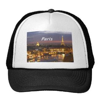 París en la noche [kan] gorro de camionero
