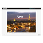 París en la noche [kan] portátil skins