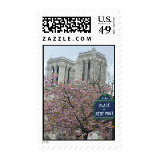 París en la primavera sellos