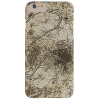 Paris environs barely there iPhone 6 plus case