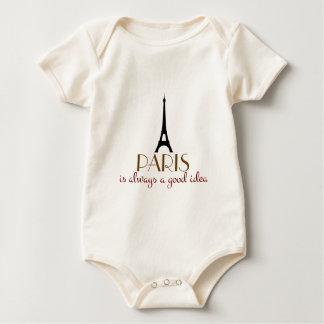París es siempre una buena idea trajes de bebé