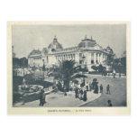 Paris Expo 1900, Champs Elysees Petit Palais Postcard