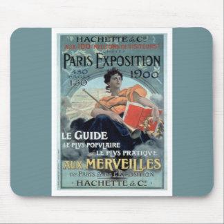 Paris Exposition 1902 BC Mouse Pad