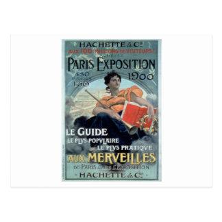 Paris Exposition 1902 BC Postcard