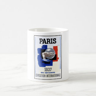 Paris Exposition 1937 Coffee Mug