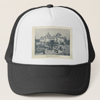 Paris Exposition Internationale 1901 Trucker Hat