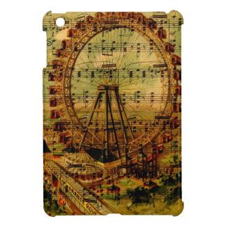 Paris Ferris Wheel Cover For The iPad Mini