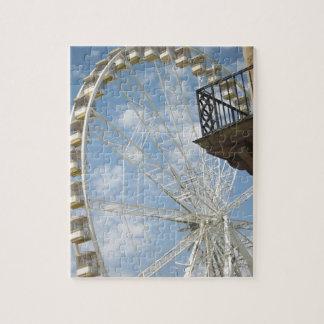 Paris Ferris Wheel Puzzle