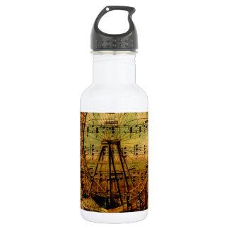 Paris Ferris Wheel Water Bottle