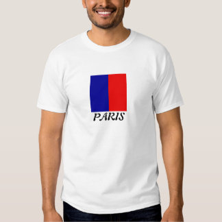 Paris Flag Shirt