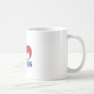 Paris Fleur de Lis Coffee Mug