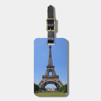 Paris, France 3 Luggage Tag