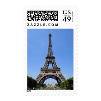 Paris France 3 Stamps