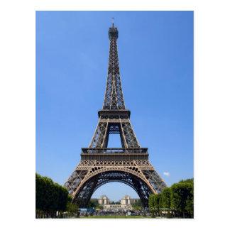 Paris, France 3 Postcard