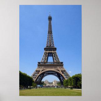 Paris France 3 Poster