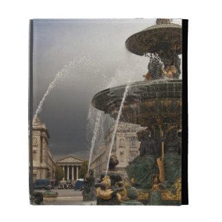 Paris, France 4 iPad Folio Covers