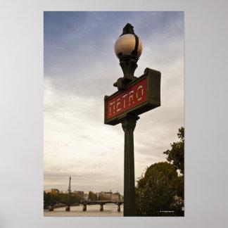 Paris, France 5 Poster